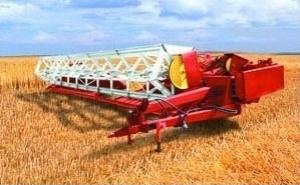 Жатка валковая зерновая ЖВЗ-10.7