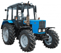 Трактор Беларус-82.1.23/12 (усиленный передний мост)