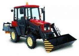 Трактор Беларус-320 МУП (ковш) (двигатель «Lombardini»)
